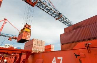 国際海上輸送業務のイメージ写真