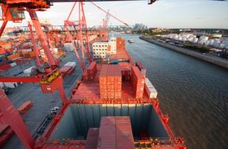 国際海上輸送業務のイメージ写真2